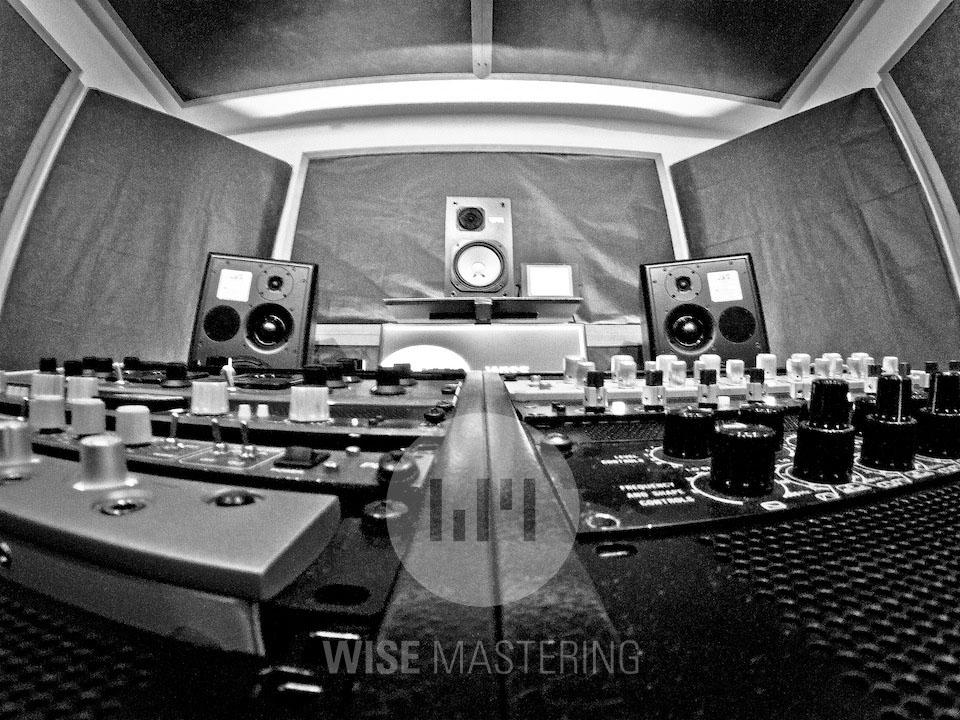 Wisemastering room 2